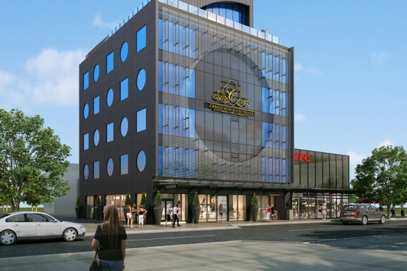 About Christchurch City Hotel